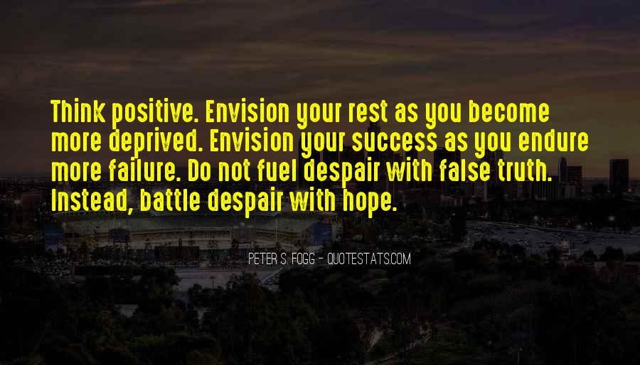 Quotes About Endure #42726