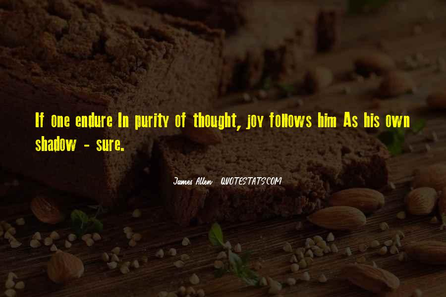 Quotes About Endure #6422