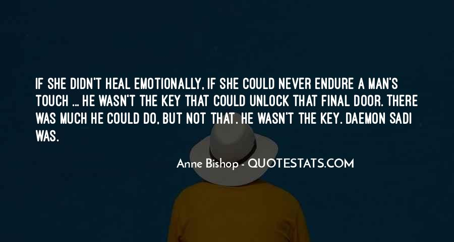 Quotes About Endure #74999