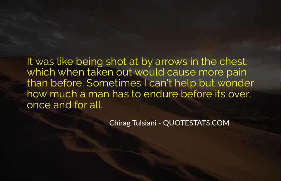 Quotes About Endure #94160