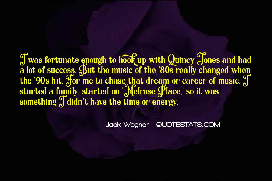 Quotes About Career And Family #1159368