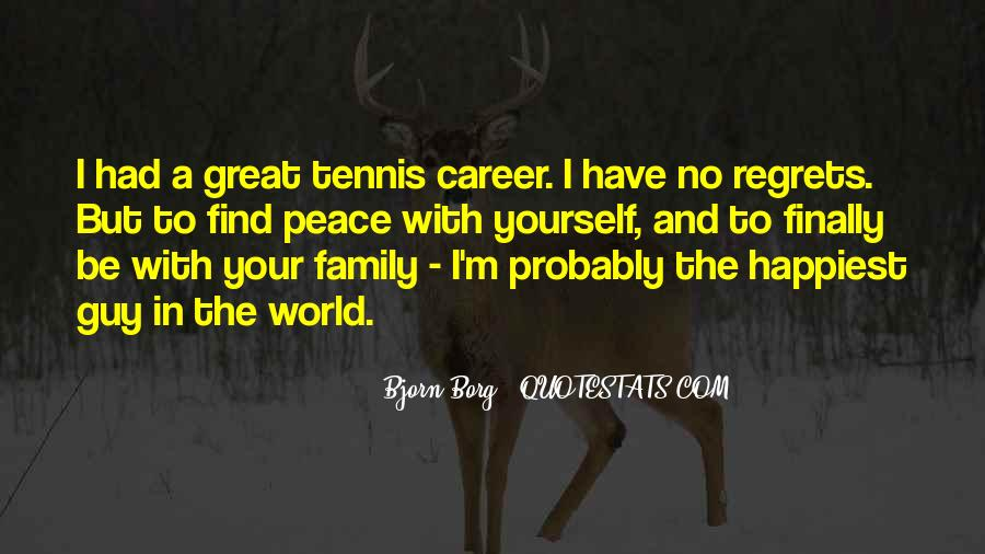 Quotes About Career And Family #13546