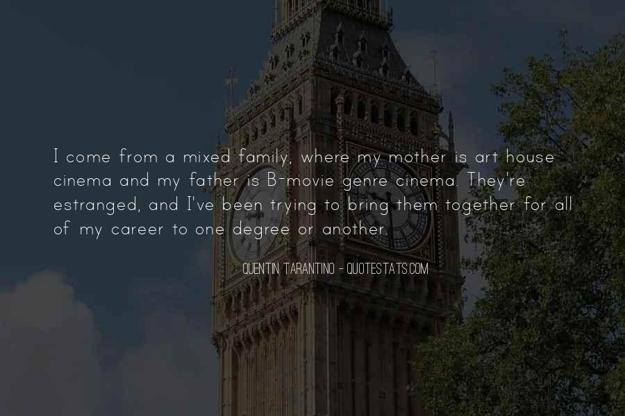 Quotes About Career And Family #238277
