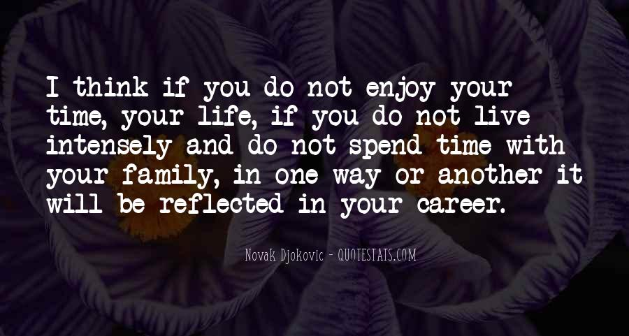 Quotes About Career And Family #241015