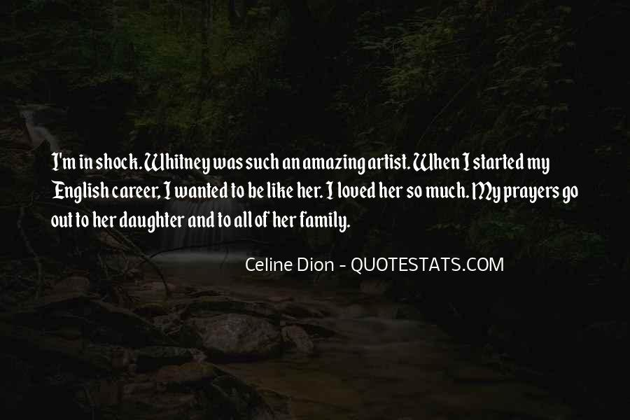 Quotes About Career And Family #252755