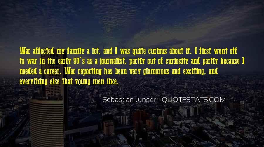 Quotes About Career And Family #29438