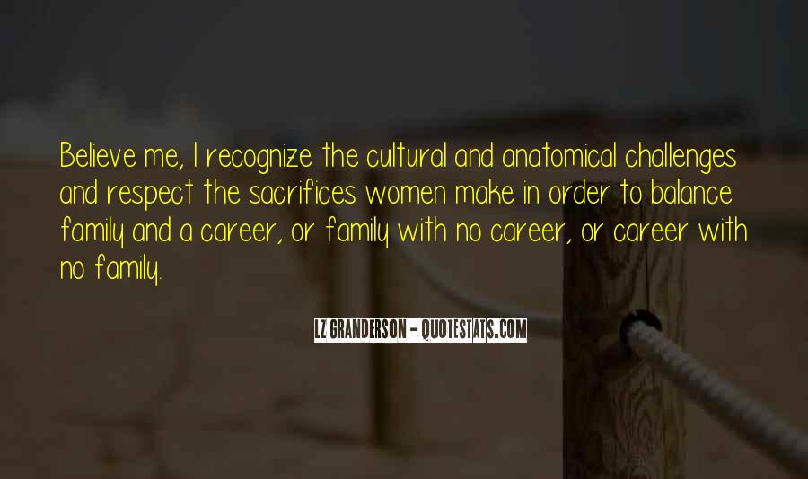 Quotes About Career And Family #337192