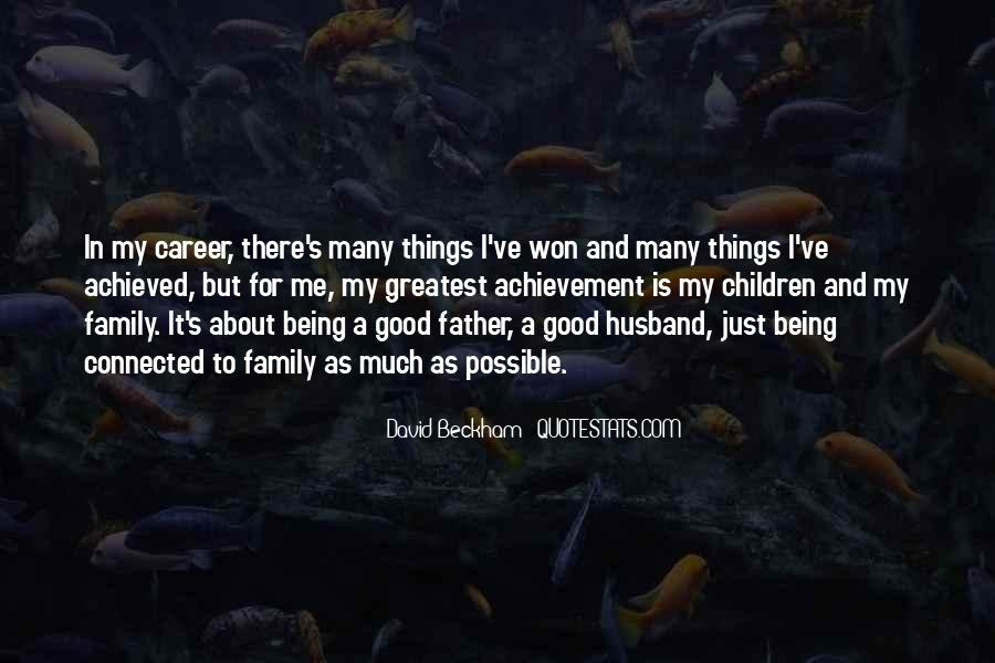 Quotes About Career And Family #381029