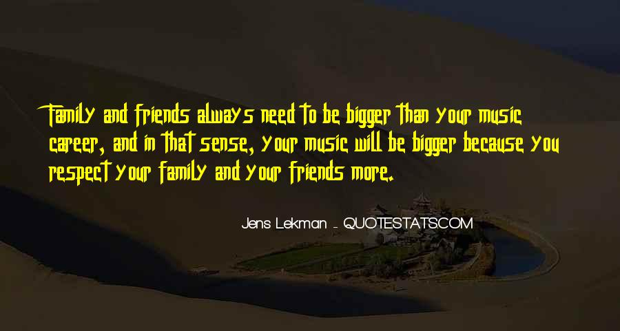 Quotes About Career And Family #385704