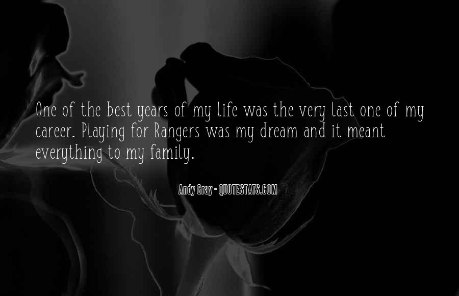 Quotes About Career And Family #440803