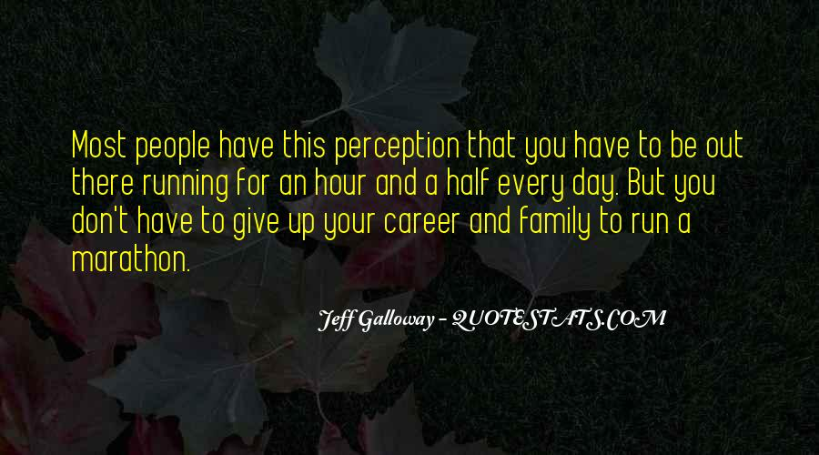 Quotes About Career And Family #599936