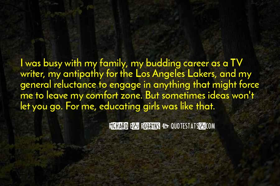Quotes About Career And Family #600282