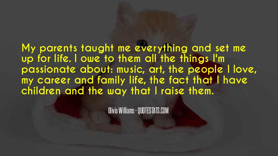 Quotes About Career And Family #620010