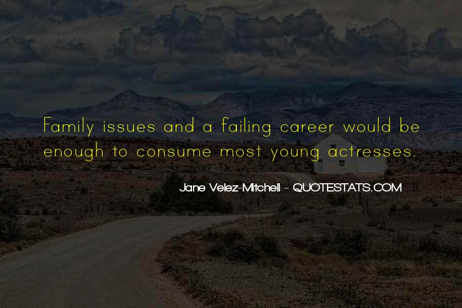 Quotes About Career And Family #706268
