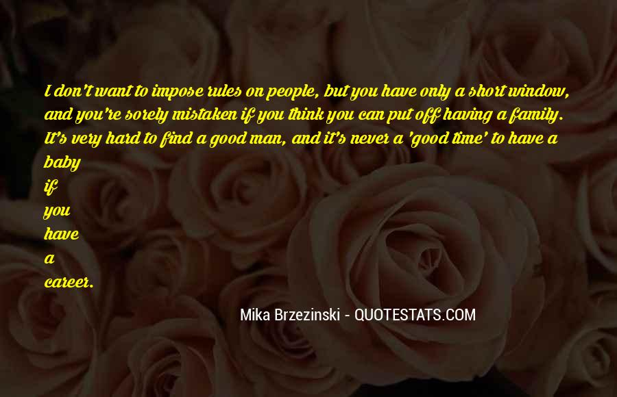 Quotes About Career And Family #780100