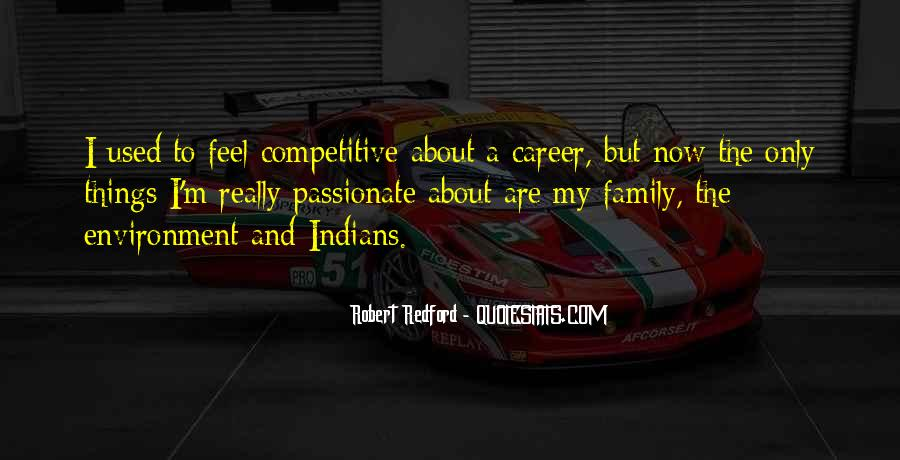 Quotes About Career And Family #937534