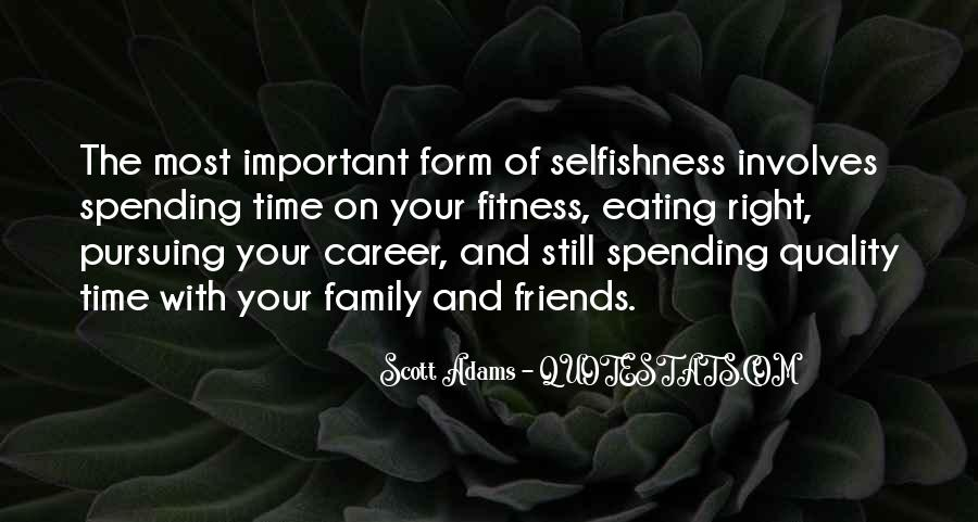 Quotes About Career And Family #938209