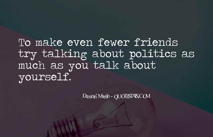 Quotes About Talking About Yourself #1528767