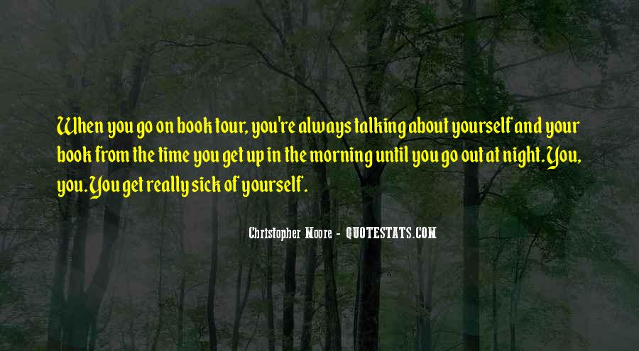 Quotes About Talking About Yourself #1790306