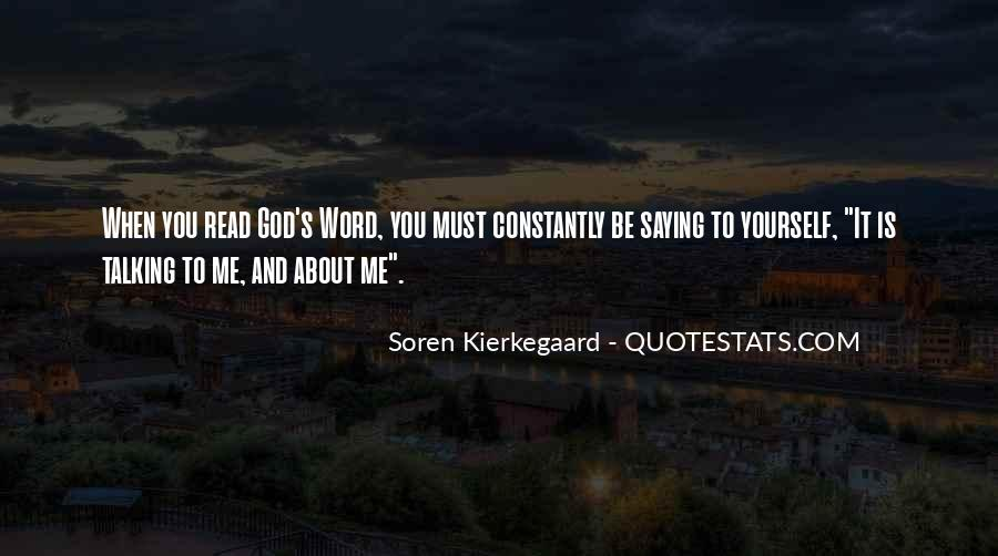 Quotes About Talking About Yourself #554385