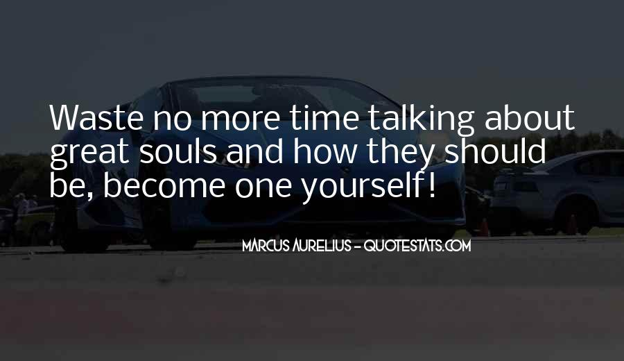 Quotes About Talking About Yourself #767833