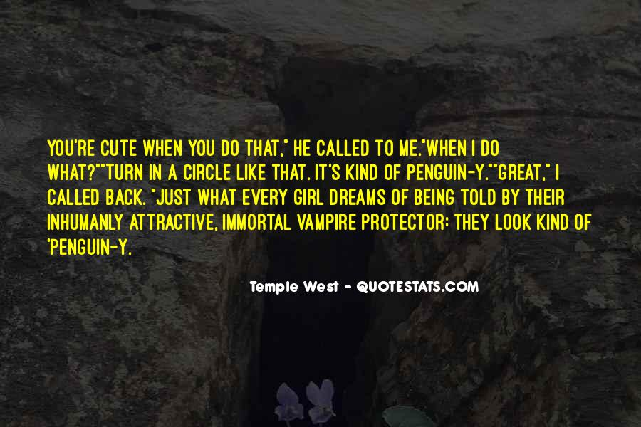 Quotes About Being A Vampire #1767706