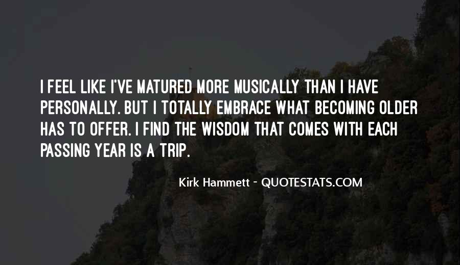 Quotes About Passing On Wisdom #467622
