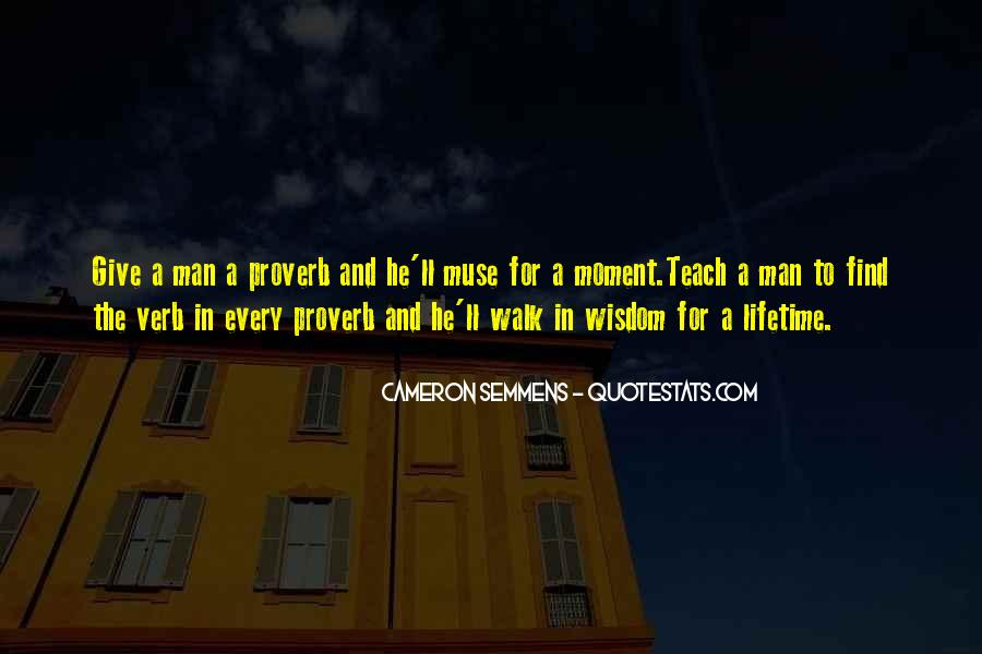 Quotes About Passing On Wisdom #511875