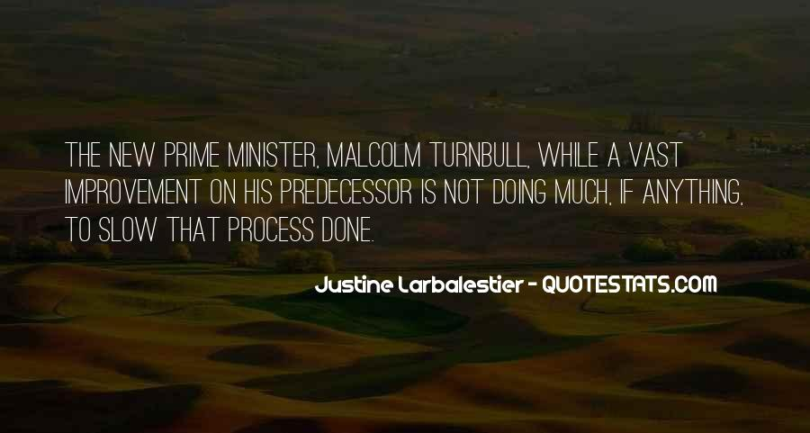 Quotes About Predecessor #146197