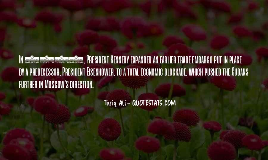 Quotes About Predecessor #609179