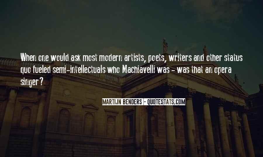 Quotes About Status Quo #15667