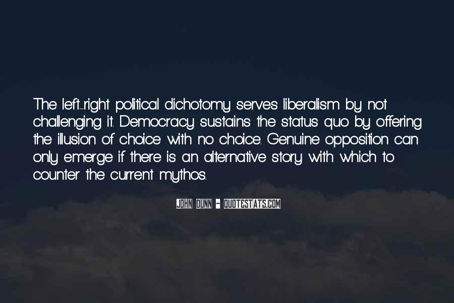 Quotes About Status Quo #184987