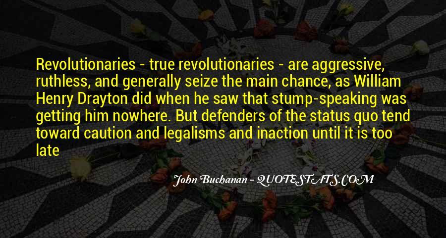 Quotes About Status Quo #202168
