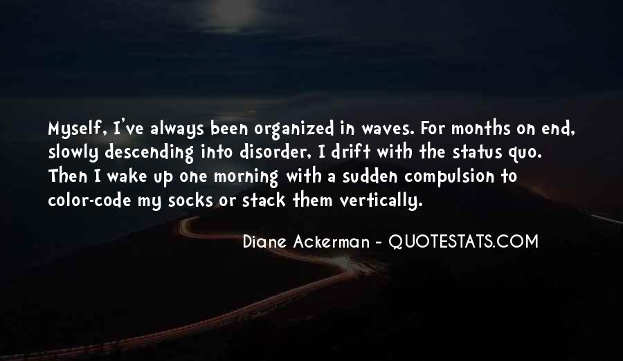 Quotes About Status Quo #218403