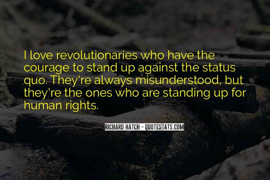 Quotes About Status Quo #22512