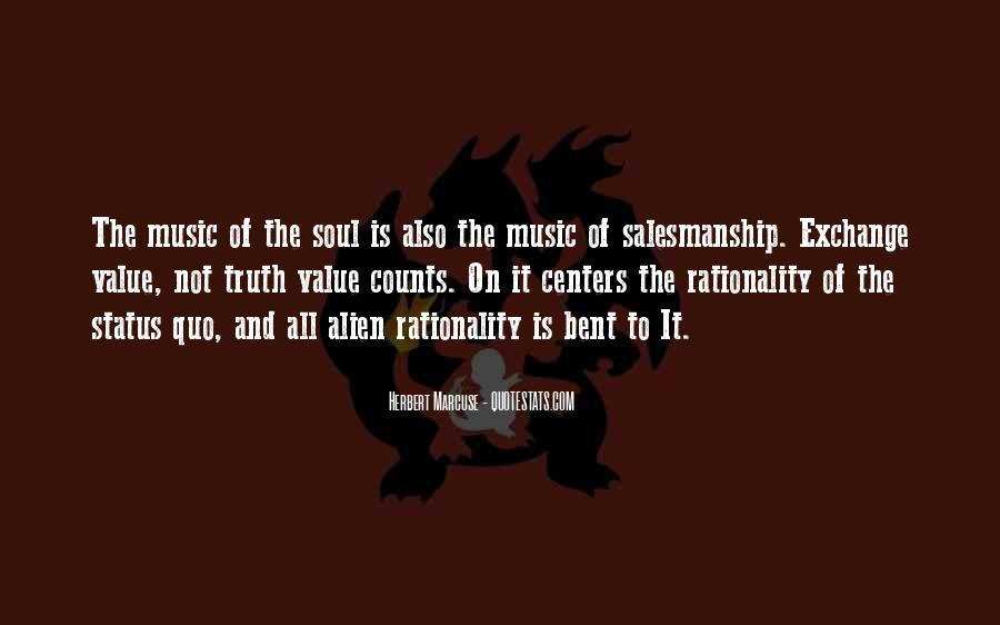 Quotes About Status Quo #229641