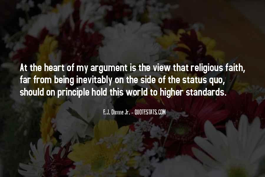 Quotes About Status Quo #293255