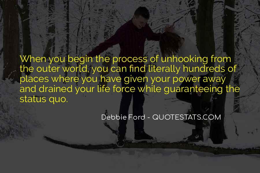 Quotes About Status Quo #355272