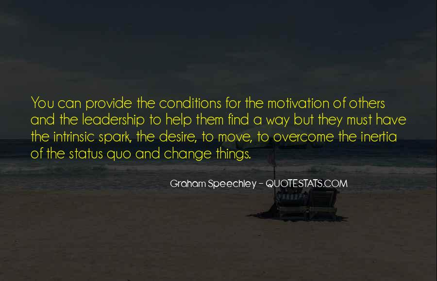 Quotes About Status Quo #37604