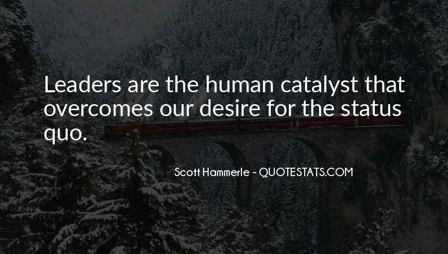 Quotes About Status Quo #42801