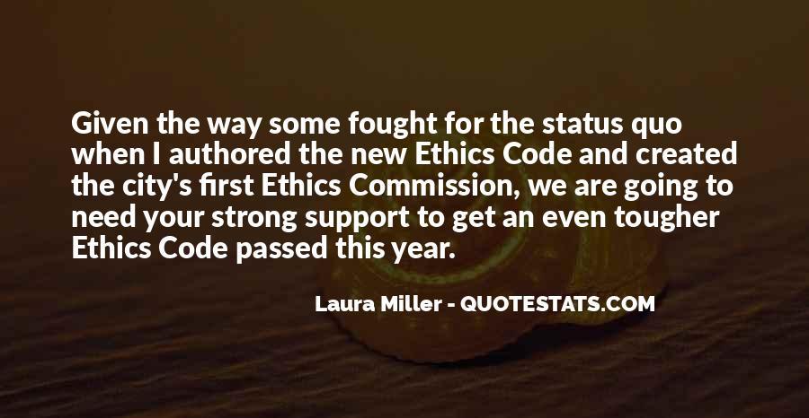 Quotes About Status Quo #50477