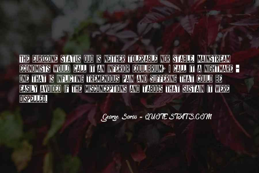 Quotes About Status Quo #53969