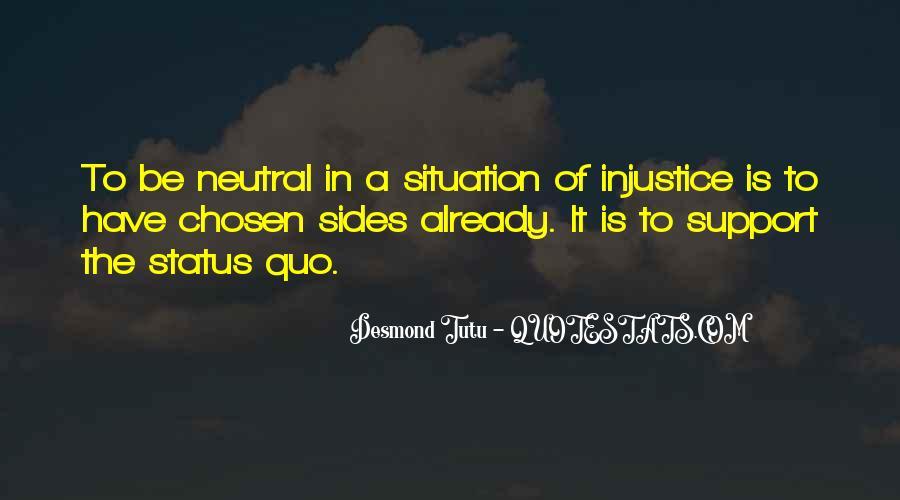 Quotes About Status Quo #56308