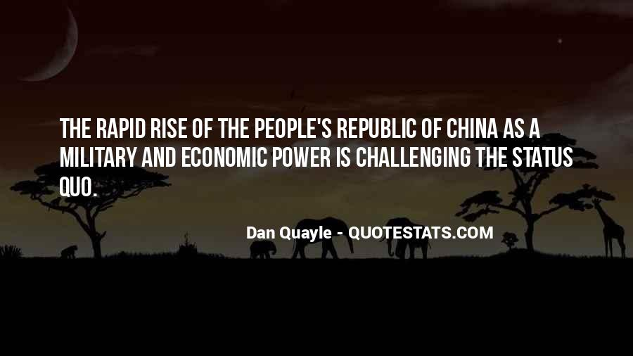 Quotes About Status Quo #9595