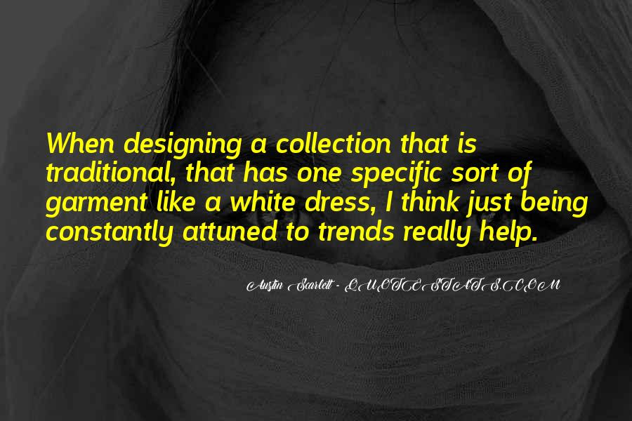 Quotes About Design Trends #244664