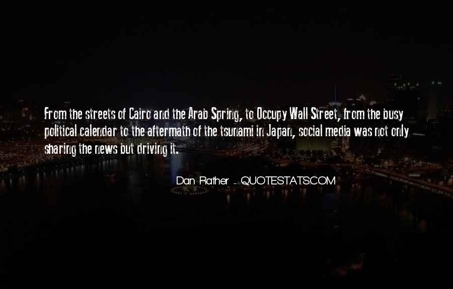 Quotes About Busy Streets #766999