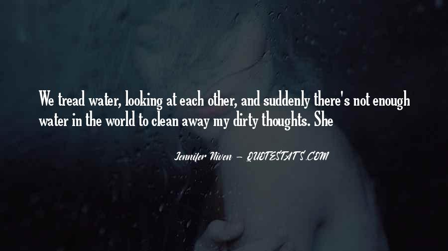 Top 46 Quotes About Dirty Water: Famous Quotes & Sayings ...