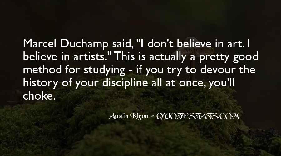 Quotes About Studying Art History #1580614