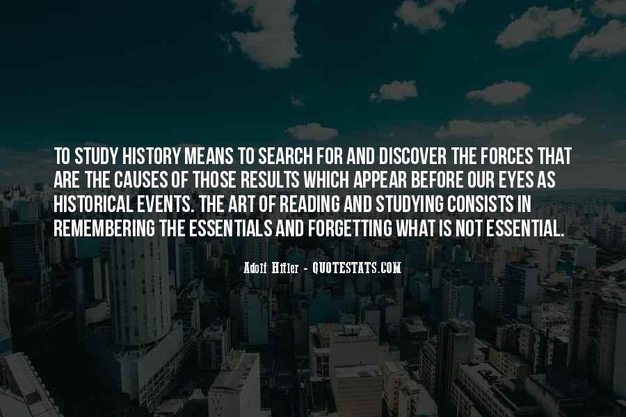 Quotes About Studying Art History #1877974