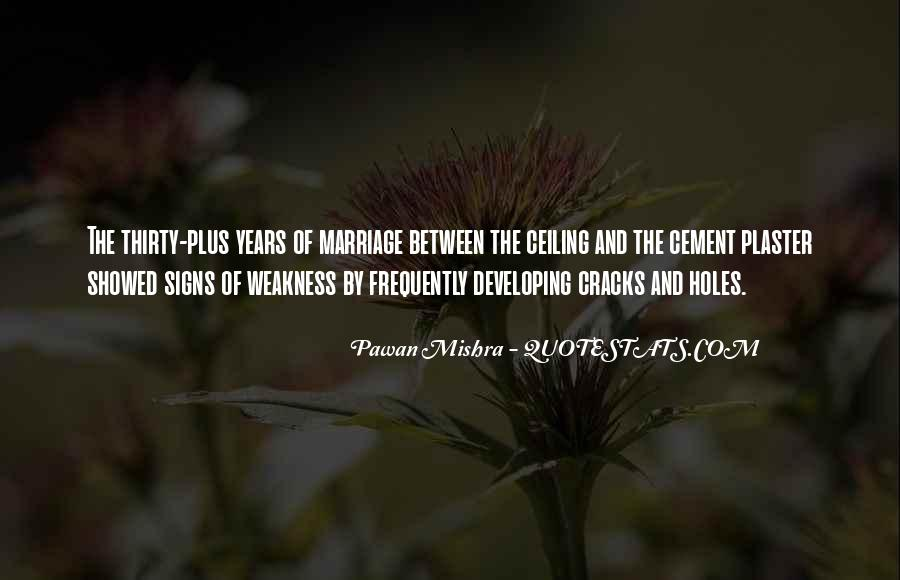 Quotes About 35 Years Of Marriage #171588